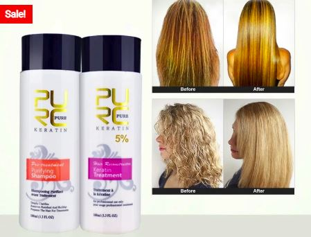 Different Hair Treatments for Curly Hair